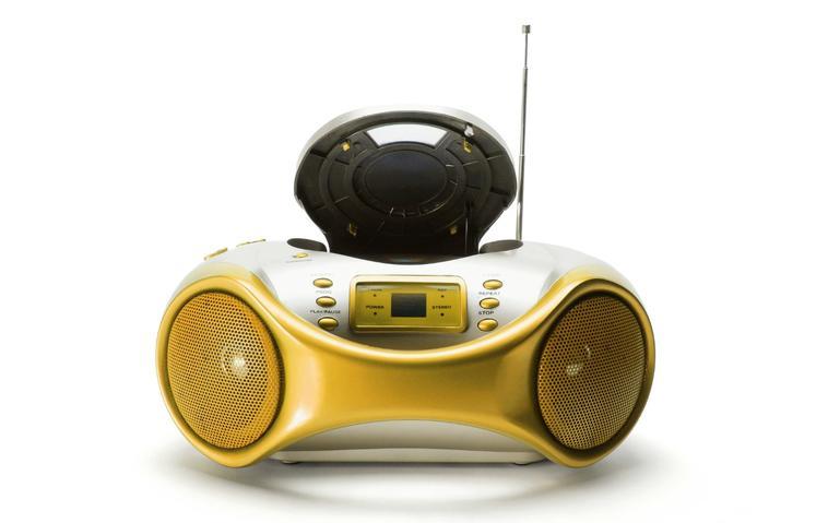 CD Player für Kinder Test