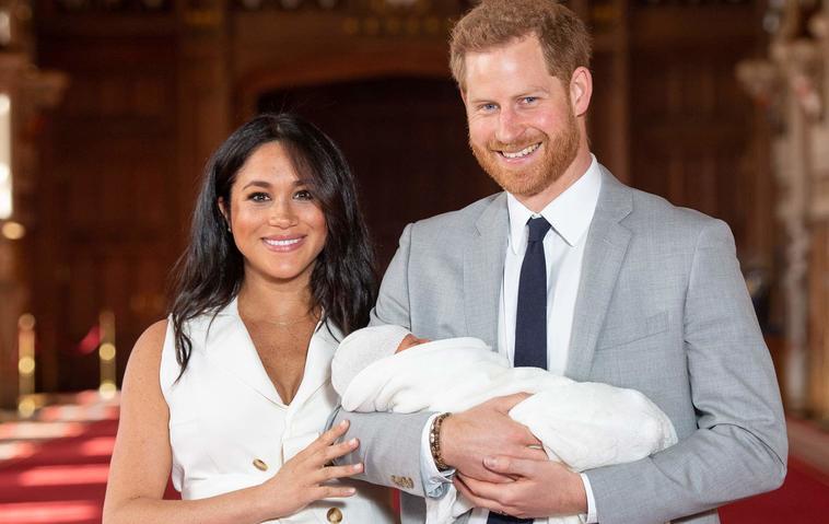 Baby-Sussex Name: So heißt der Sohn von Meghan Markle & Prinz Harry