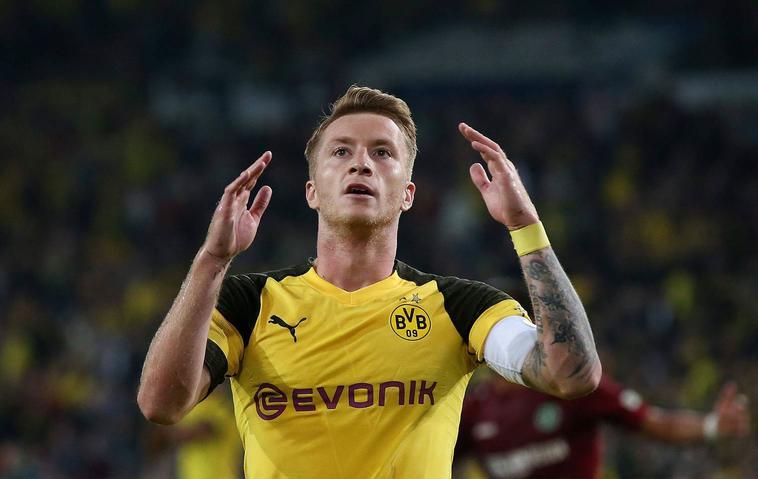 Dortmund: Marco Reus muss Strafe zahlen