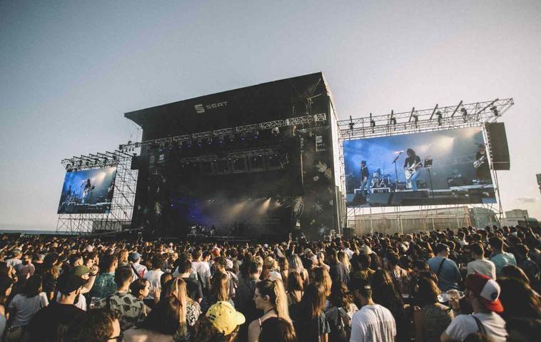 Primavera Sound Festival Concert