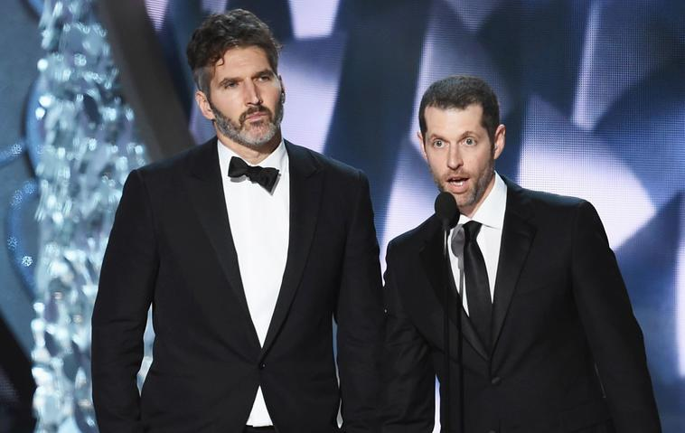 """Game of Thrones""-Showrunner D.B. Weiss und David Benioff"