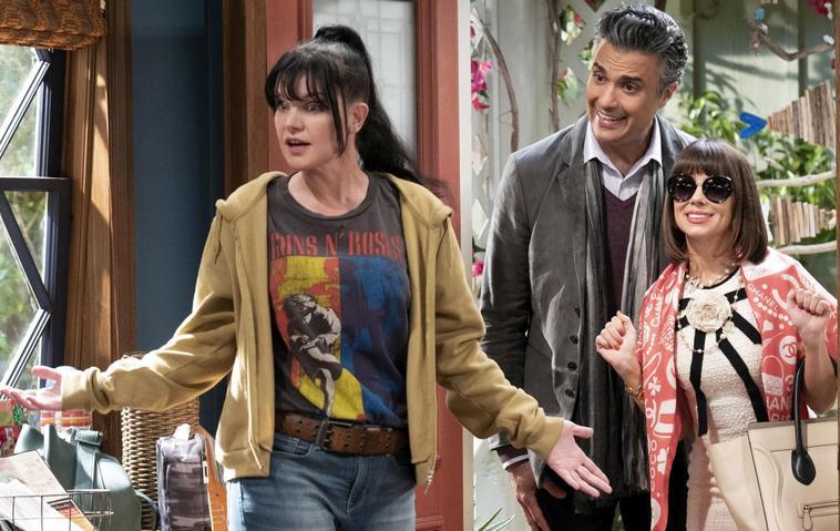 """Broke"", die neue Sitcom mit Pauley Perrette, Natasha Leggero u Jaime Camil"