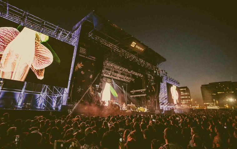 Primavera Sound Festival 2019 Atmosphere