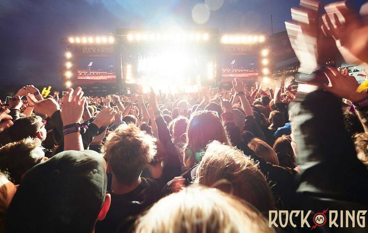 """Rock am Ring 2019"" im TV & Livestream | Festival am Nürburgring"