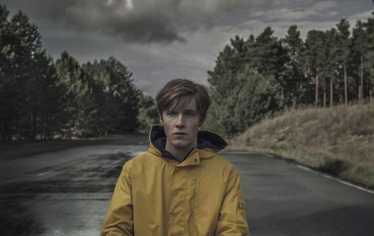 "Louis Hofmann  in ""Dark"" 