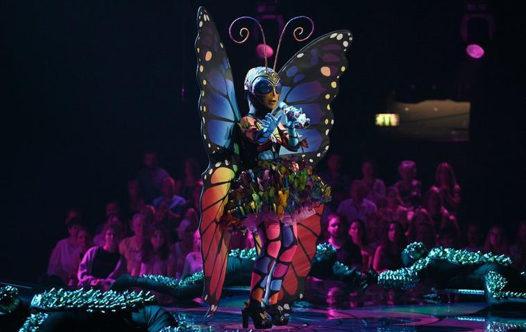 the Masked Singer - Schmetterling