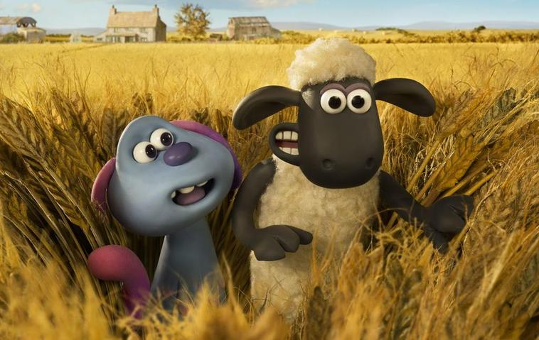 Shaun das Schaf 2: Ufo Alarm - Trailer