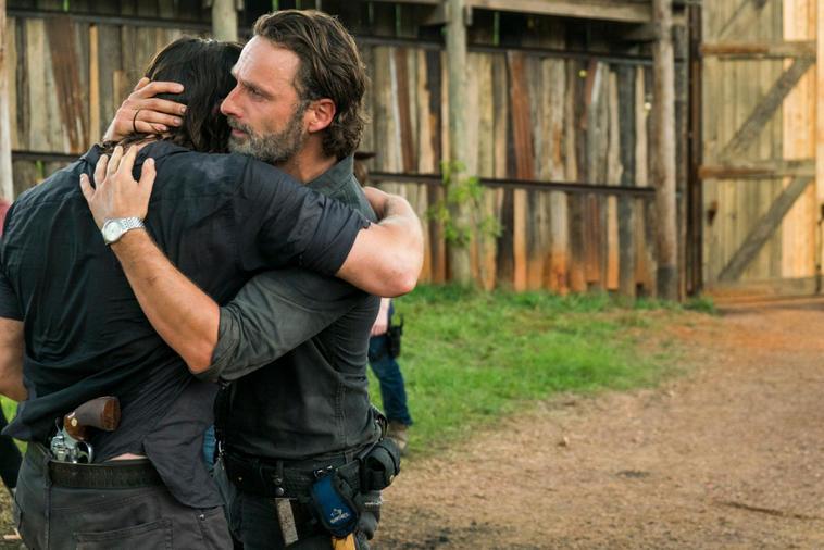 The Walking Dead: Reunion von Rick und Daryl in Aussicht gestellt