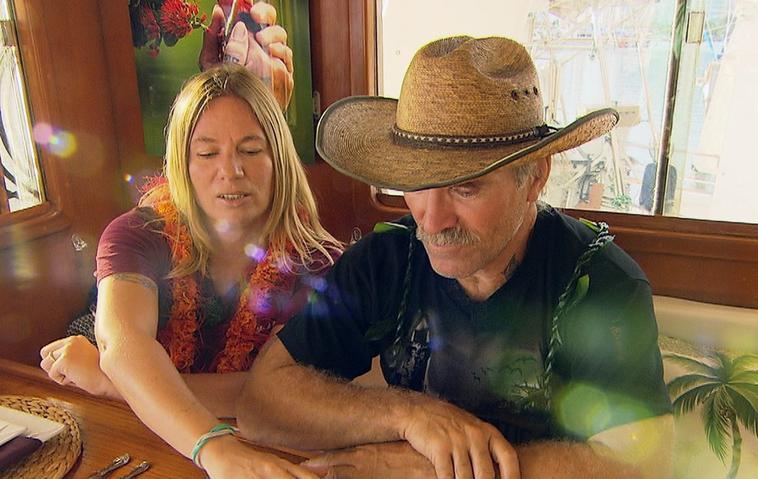 Konny Reimann: Trauriges Geständnis | Links sieht man seine Frau Manuela Reimann