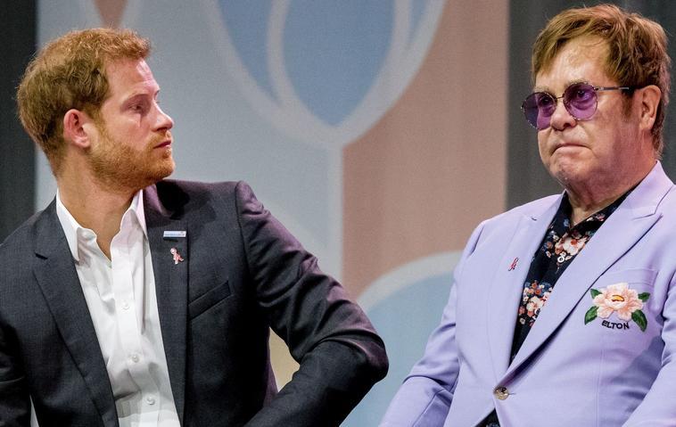Sind Herzogin Meghan und Prinz Harry Umweltsünder?   Harte Kritik an Elton John