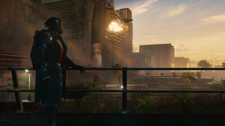 Cyberpunk 2077 Placide View Gameplay