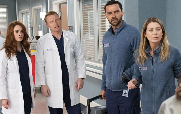 GreyS Anatomy Episodenguide Staffel 13