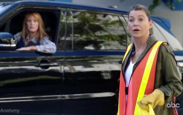 Grey's Anatomy: Meredith' neuer Job im Trailer zu Staffel 16