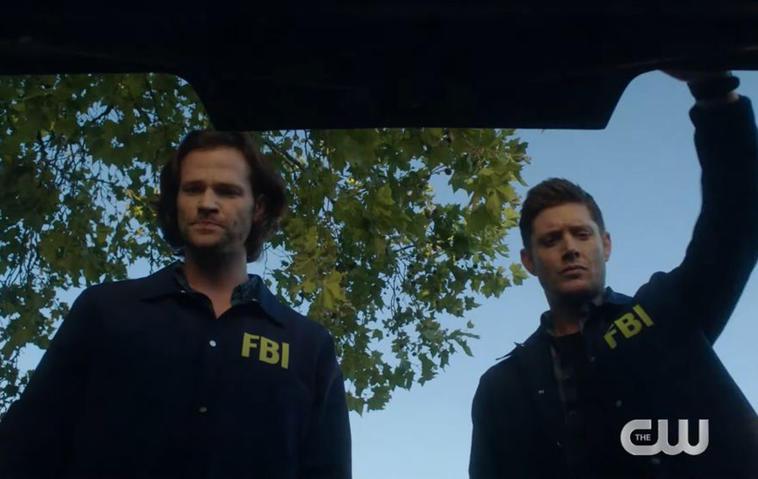 """Supernatural"", Staffel 15 | Der Trailer ist da  ""Supernatural..."
