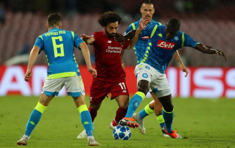 Neapel Gegen Liverpool
