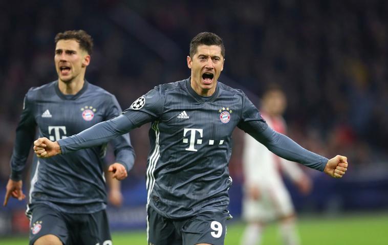 Fc Bayern Munchen Gegen Belgrad Heute Im Live Stream Und Tv