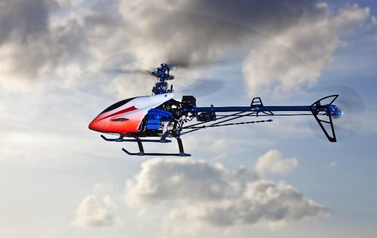 RC Heli Helikopter Fernsteuerung