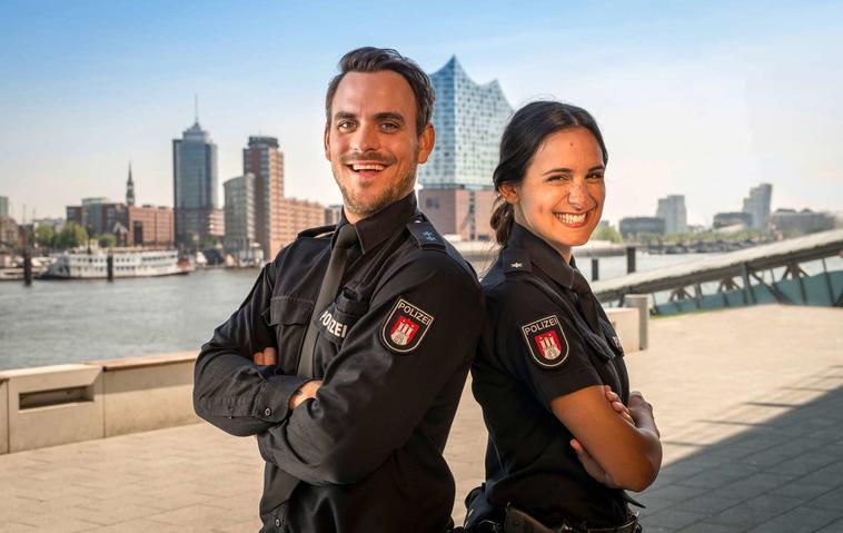 Notruf Hafenkante: Marc Barthel und Aybi Era