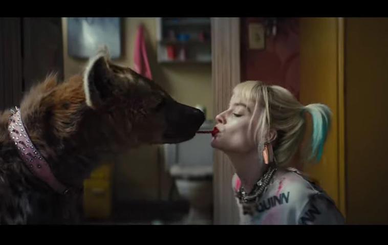 """Harley Quinn (Margot Robbie) in """"Birds of Prey"""""""