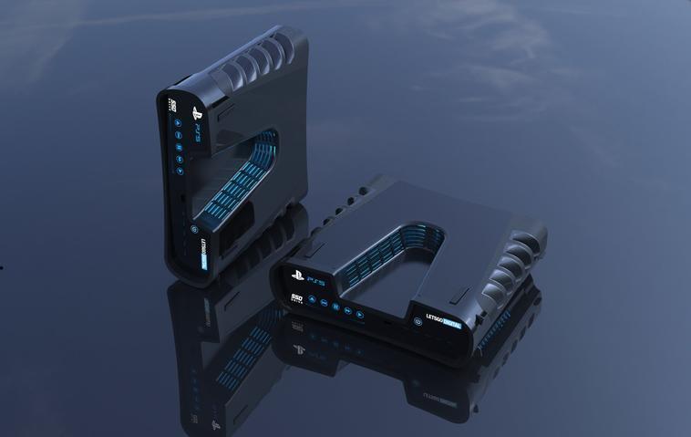 PS5 Dev Kit Final Design LetsGoDigital