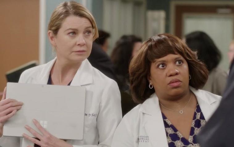 """""""Grey's Anatomy"""": Meredith Grey und Bailey, die schwanger ist"""