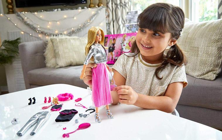 Die schönsten Barbie-Adventskalender für die Weihnachtszeit