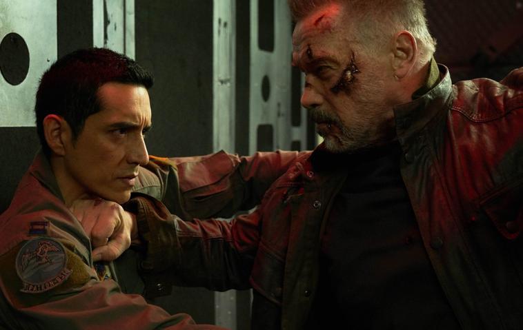 Terminator: Dark Fate - Arnold Schwarzenegger