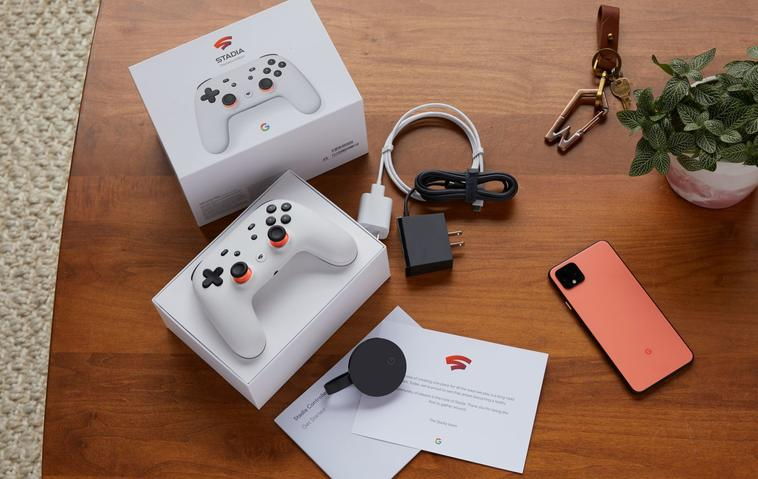Google Stadia Bundle