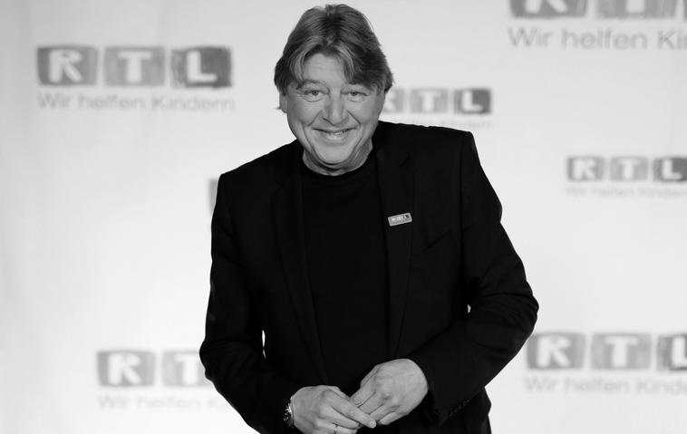 Walter Freiwald Ist Tot Rtl Star An Krebs Gestorben