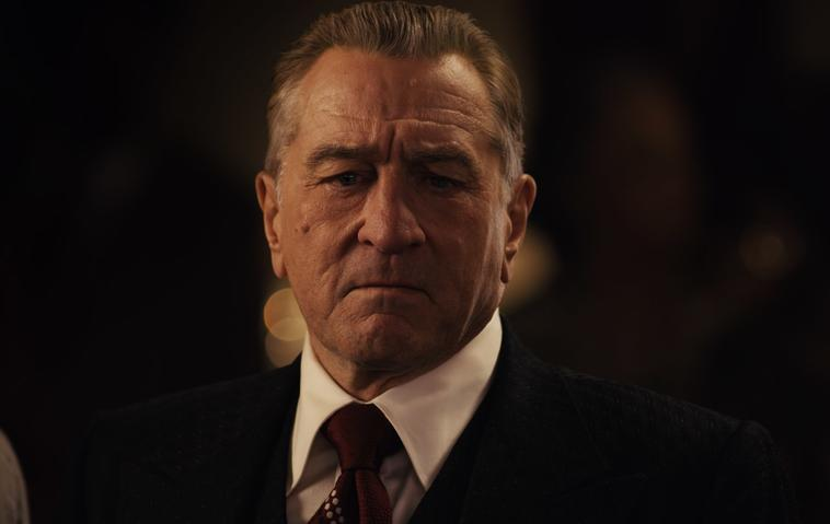 The Irishman Netflix Robert De Niro