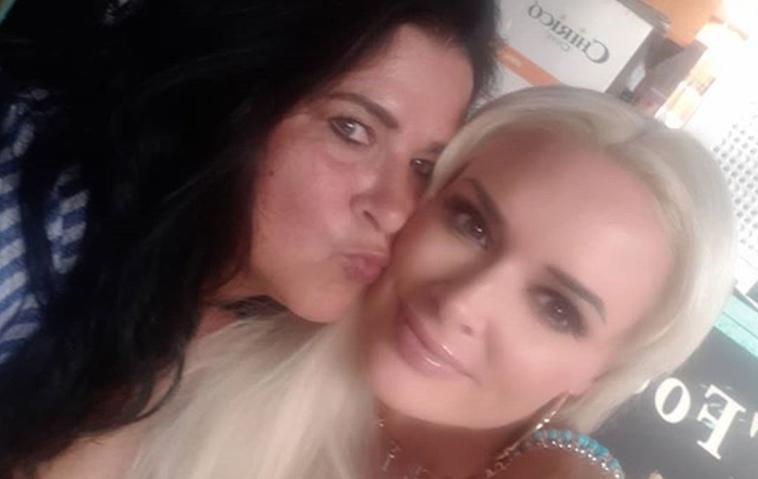 Iris Klein und Daniela Katzenberger