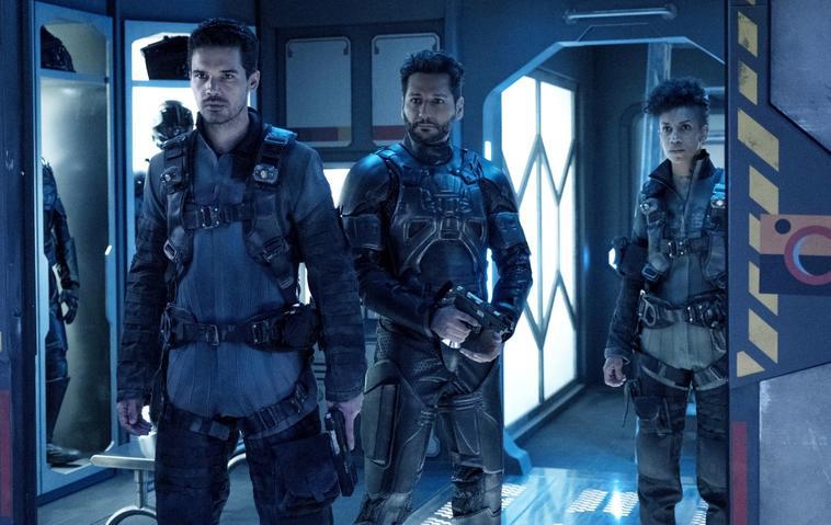 The Expanse: Die Crew der Rocinante!