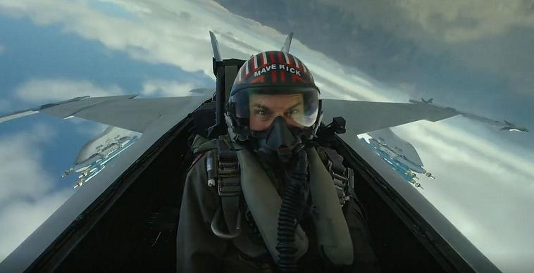 """Top Gun: Maverick"": Tom Cruise flog alle Stunts selbst"