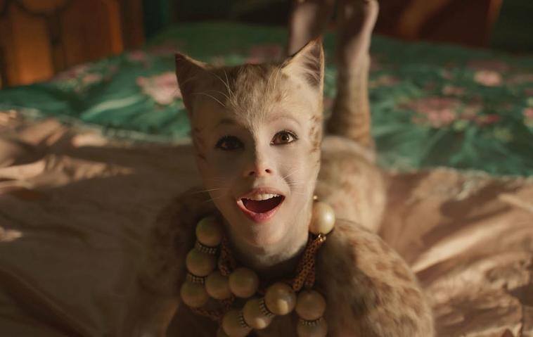 Cats Francesca Hayward