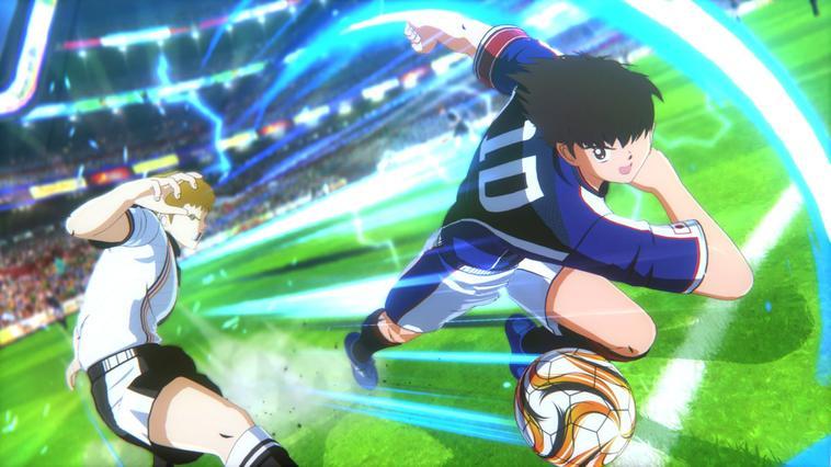 """""""Captain Tsubasa"""": Kult-Anime erscheint als Spiel für PS4, Switch und PC"""