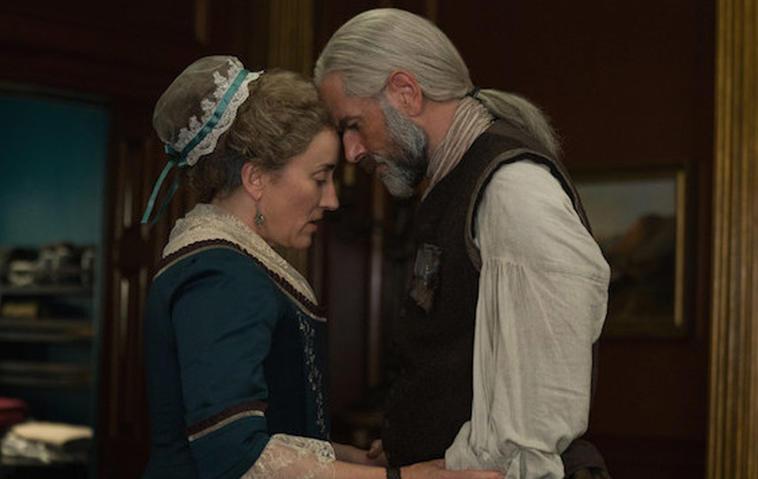 """""""Outlander""""-Staffel 5: Heiraten Murtagh & Jocasta?   Interview Duncan Lacroix"""