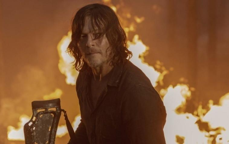 Stirbt Daryl den Serientod? The walking dead