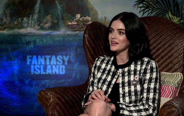 """Im """"Fantasy Island""""-Interview sprachen wir mit Lucy Hale über Sex-Fantasien"""