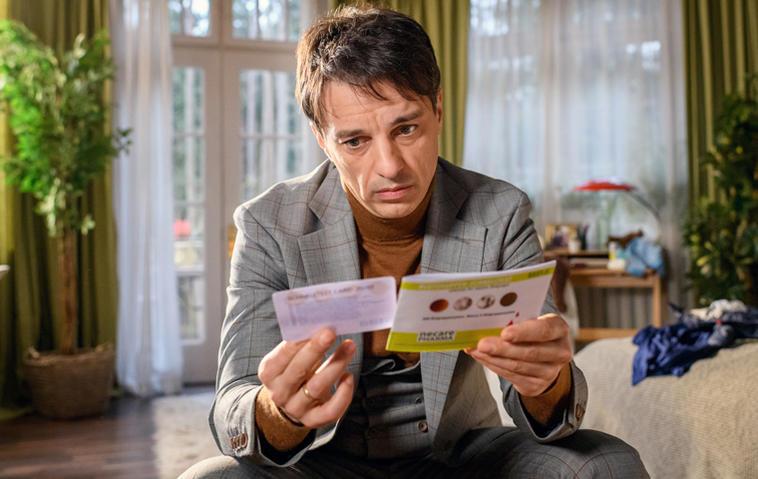 Robert (Lorenzo Patané) hat einen Verdacht.