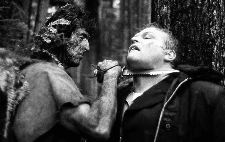 Brian Dennehy in Rambo