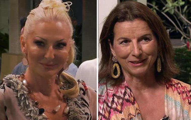 Claudia Obert und Désirée Nick