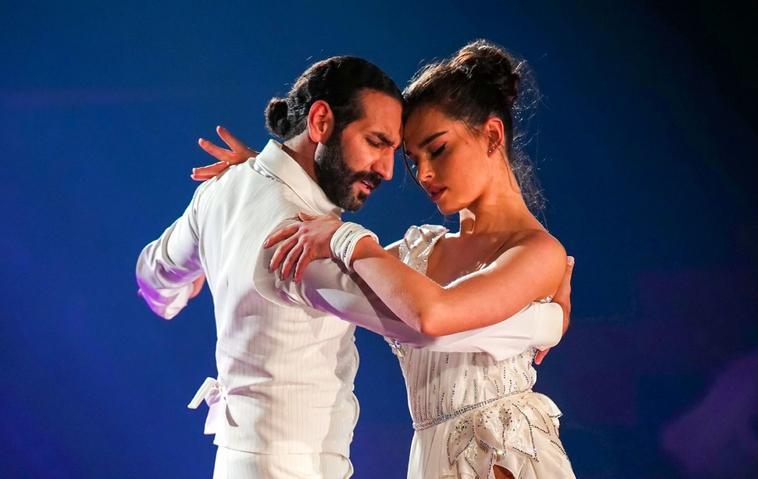 """Let's Dance"" Massimo Sinato Lili Paul Roncalli"