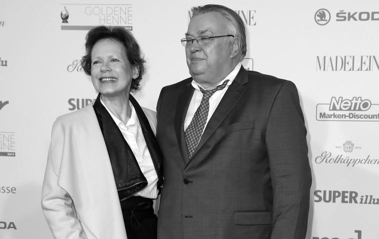 Schauspielerin Renate Krößner ist gestorben