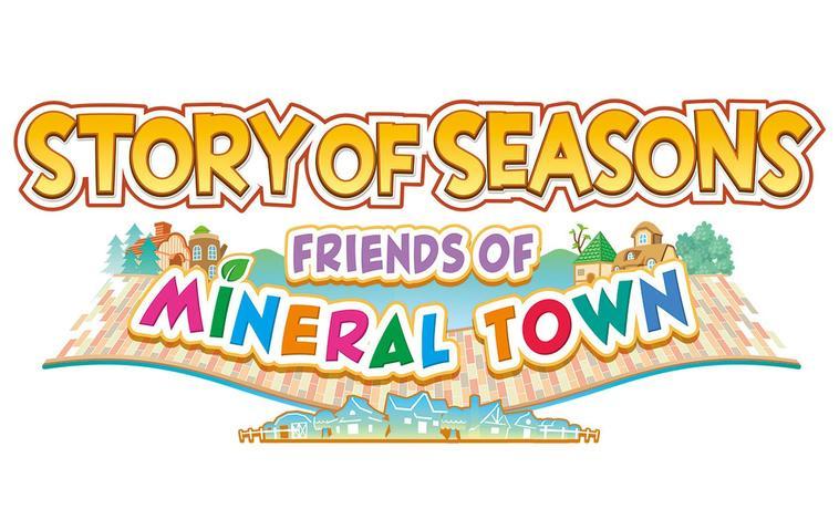 """Story of Seasons: Friends of Mineral Town"" für Nintendo Switch | Knuffiger Farm-Simulator"