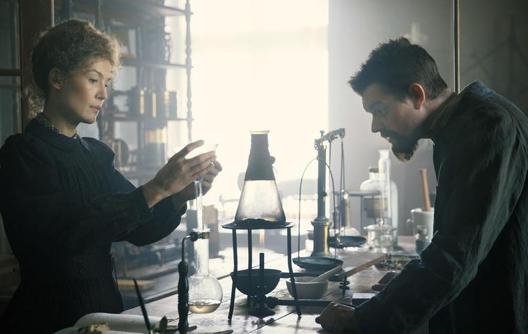 Marie Curie: Wie eine Entdeckung die ganze Welt veränderte I Interview mit Sam Riley