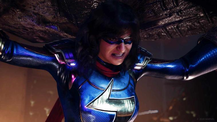 Mrs. Marvel