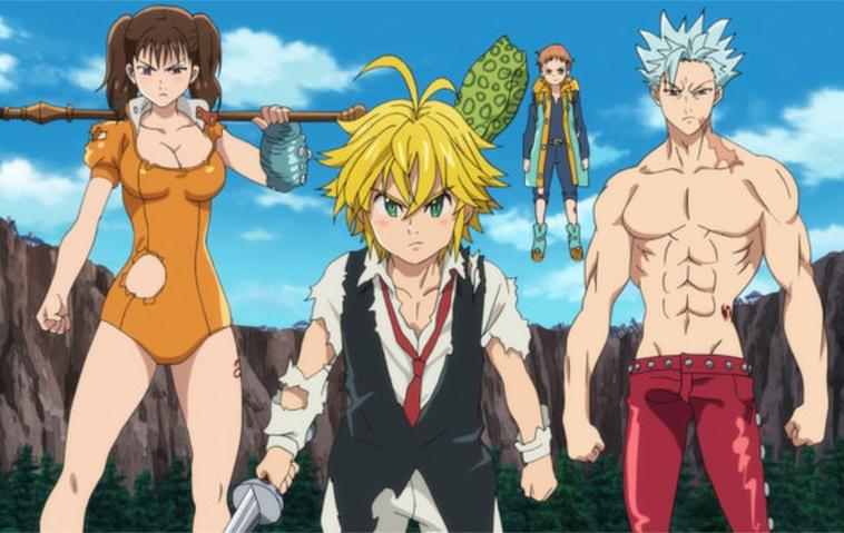 Seven Deadly Sins Staffel 5: Start, Handlung