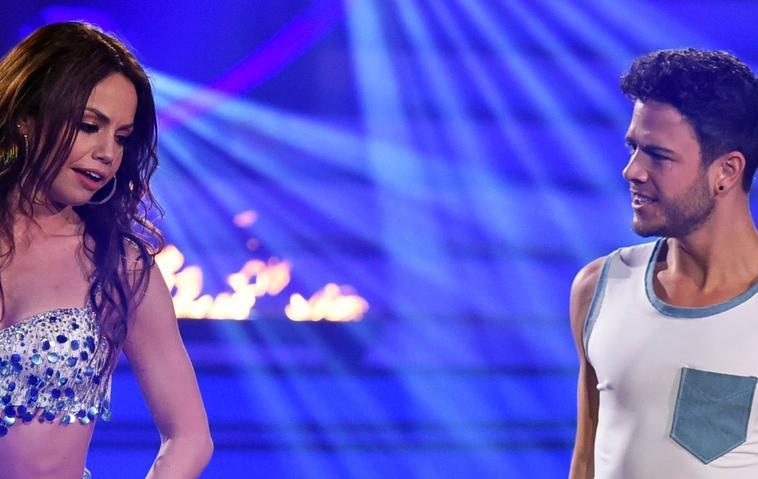 """""""Let's Dance""""-Traumpaar: Christina Luft und Luca Hänni wieder getrennt"""