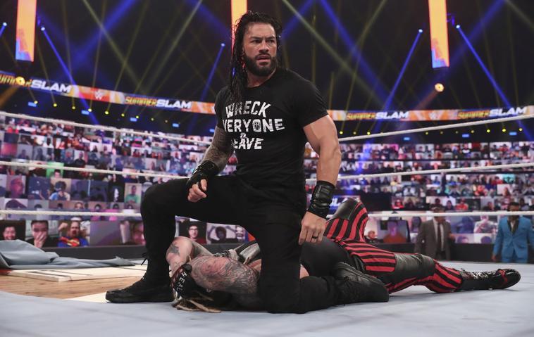 Roman Reigns WWE