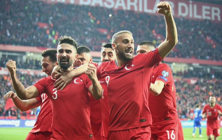 Türkei Nations League